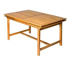 dalani | mobili da giardino in legno: resistenza e comfort - Tavolo Da Giardino In Legno Balau
