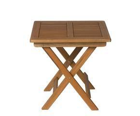 Tavolo pieghevole la soluzione per qualsiasi spazio dalani e ora westwing - Tavolo pieghevole da giardino ...