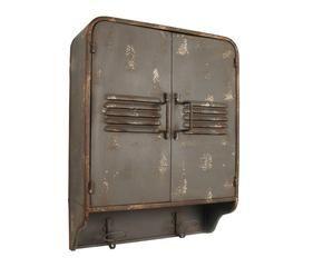 Armadi per bagno mobiletti pratici e chic dalani e ora for Armadietti in plastica leroy merlin
