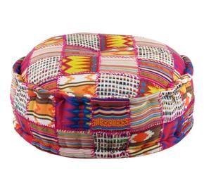 Pouf patchwork creativit ed eleganza dalani e ora westwing for Pouf dalani