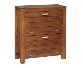 Scarpiera in legno massello: l\'eleganza del legno - Dalani e ora ...
