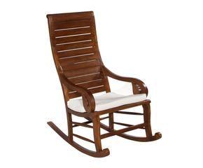 Sedia a dondolo relax assoluto dalani e ora westwing - La sedia a dondolo ...