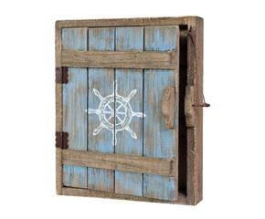 Casetta portachiavi per l 39 ingresso chic dalani e ora for Stili di porta d ingresso per case di ranch