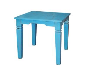 Tavolo quadrato in legno: accento chic ed elegante - Dalani e ora ...