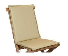 Cuscini Con Schienale Per Sedie Da Esterno : Cuscini per sedie da esterno comfort outdoor dalani e ora westwing