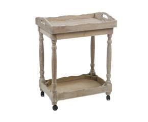 DALANI | Carrelli da cucina in legno: comodi piani d\'appoggio