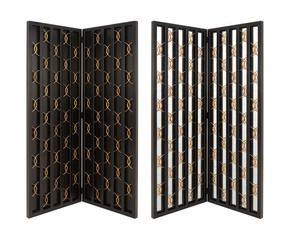 Separ in legno riservatezza e funzionalit dalani e for Separe in legno per interno