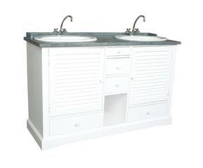 Mobile bagno con doppio lavabo bagno da sogno dalani e for Mobile bagno piu lavabo
