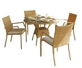 DALANI | Set tavolo e sedie: scegli quello giusto