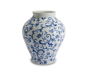 Affordable vaso brema serie blu manifattura with vasi for Vasi decorativi da interno