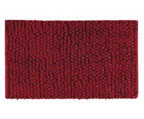 Tappeti colorati porta l 39 allegria in casa dalani e ora - Tappeto bagno rosso ...