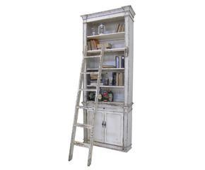 Libreria per ufficio comoda e funzionale dalani e ora for Librerie bianche