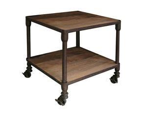 WESTWING | Tavolino con ruote: funzionalità e comfort