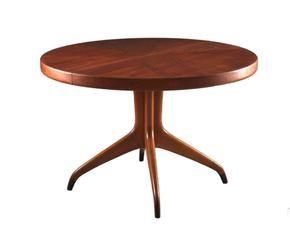 Tavolo Da Pranzo Rotondo : Tavolo rotondo di design contemporaneo e audace dalani e ora