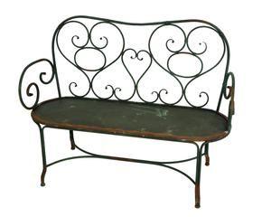 Divani in ferro battuto mobili da giardino tr s chic dalani e ora westwing - Dalani mobili da giardino ...