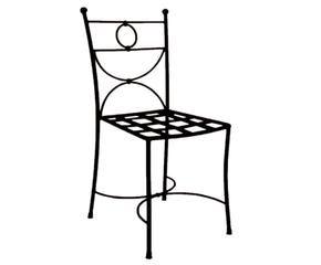 Sedia in ferro battuto: la perfetta seduta da giardino - Dalani e ...