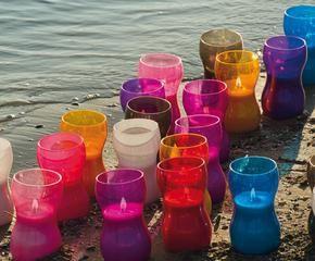 Candele Da Esterno Roma : Cerimonia civile e rito delle candele giftsitter