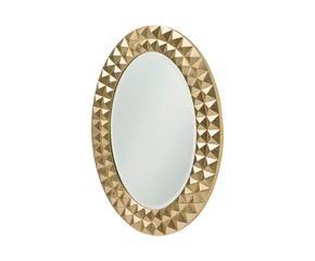 Specchio ovale riflessi da favola dalani e ora westwing for Specchi dalani