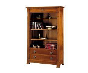 Libreria in ciliegio legno raffinato westwing dalani for Libreria dalani