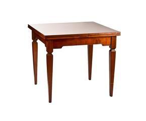 Tavolo quadrato allungabile in legno: stile in sala - Dalani e ora ...
