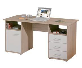 Scrivania libreria innovative forme di design dalani e for Libreria per scrivania