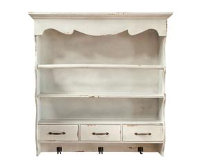 Credenza Piattaia Ikea : Piattaia in legno fai da te gallery of tavolino country