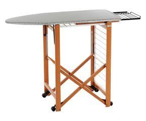 Asse da stiro in legno design resistente ed elegante dalani e ora westwing - Asse da stiro da tavolo ...