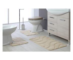 Set tappeti bagno 3 pezzi casamia idea di immagine - Bonprix tappeti bagno ...