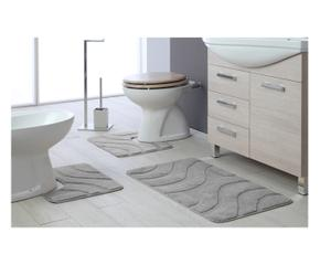 Set di tappeti per bagno morbidi e di stile dalani e for Dalani bagno
