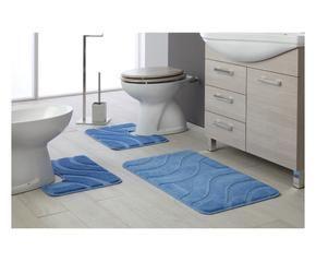 Set di tappeti per bagno morbidi e di stile dalani e ora westwing - Tappeti per bagno ...