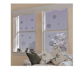 Addobbi natalizi per finestre colorati e divertenti - Addobbi finestra natale ...
