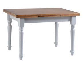 Tavoli in legno per ogni stanza della casa dalani e ora westwing - Decoupage su mobili in formica ...