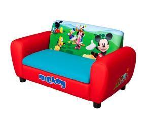 Divanetti per bambini living tra giochi e bambole - Divanetto bambini ...