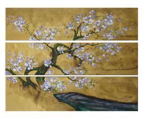 Stampe giapponesi antiche arte orientale in salotto for Accessori giardino giapponese
