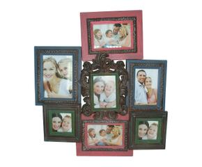 Portafoto multiplo per i tuoi momenti pi belli dalani for Portafoto multiplo da tavolo