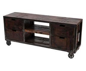 WESTWING | Porta TV con ruote: funzionalità in salotto