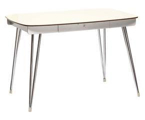 Tavolo di modernariato ispirazioni vintage anni 39 60 dalani e ora westwing - Decoupage su mobili in formica ...