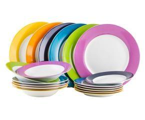 WESTWING | Piatti colorati: a tavola con brio