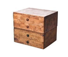 Cassettiera in legno grezzo: fascino rustic - Dalani e ora Westwing