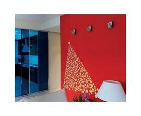Stickers natalizi mood natalizio su mobili e porte for Stickers dalani