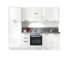Cucina bianca tra classico e raffinato westwing dalani e ora westwing - Cucina rustica bianca ...