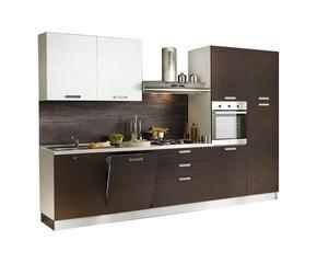 cucina homesupreme attacco a destra biancomoro 330x216 cm