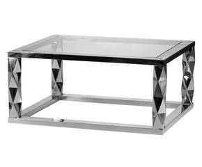 Tavolini in vetro eleganti e pratici dalani e ora westwing for Tavolini vetro