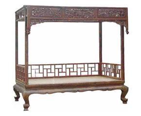 Baldacchini per un letto da favola dalani e ora westwing - Struttura per letto a baldacchino ...