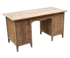 Awesome scrivania in legno a ante maria xx cm with - Tavolo a libro ikea ...