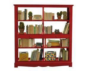 Libreria con cassetti eleganza e raffinatezza dalani e for Libreria dalani