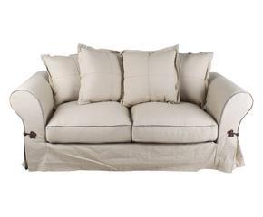 Westwing divano a 2 posti piccolo dettagli di stile - Divano 3 posti divano 2 posti ...