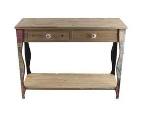 Consolle in legno grezzo: semplicità di stile - Dalani e ora Westwing