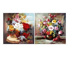 DALANI | Quadri moderni con fiori: stile in casa