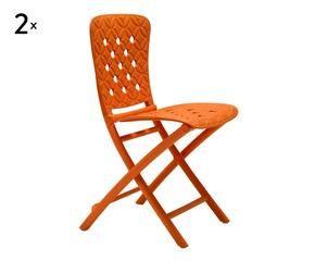 Sedie pieghevoli colorate comodit e brio in casa for Sedie svedesi design